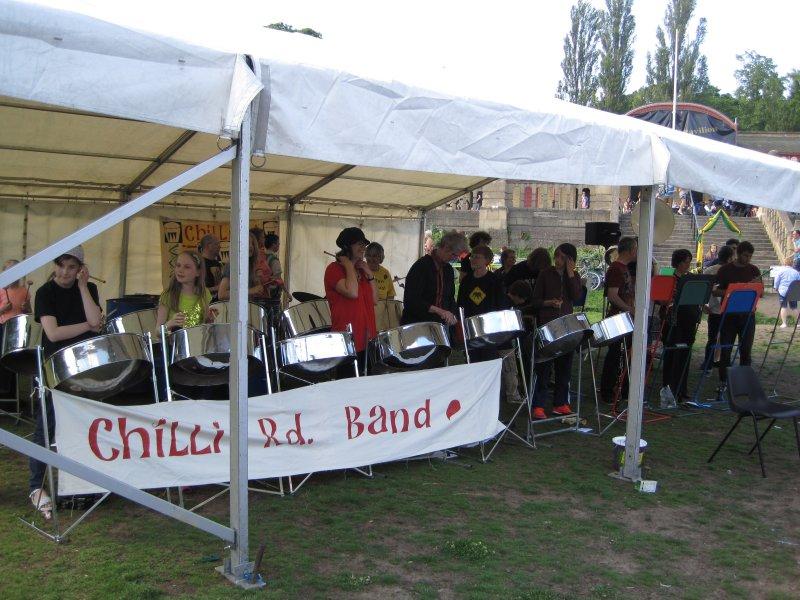 2015 Heaton Festival