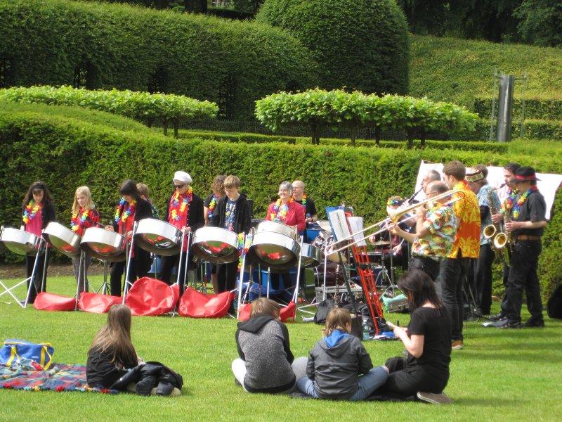 2016 Alnwick Garden